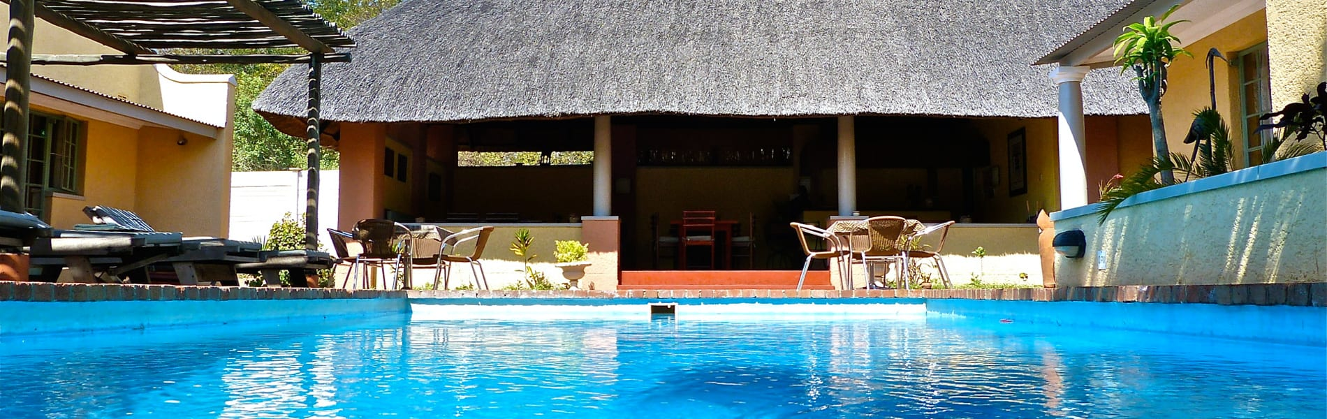 Amadeus Guesthouse pool