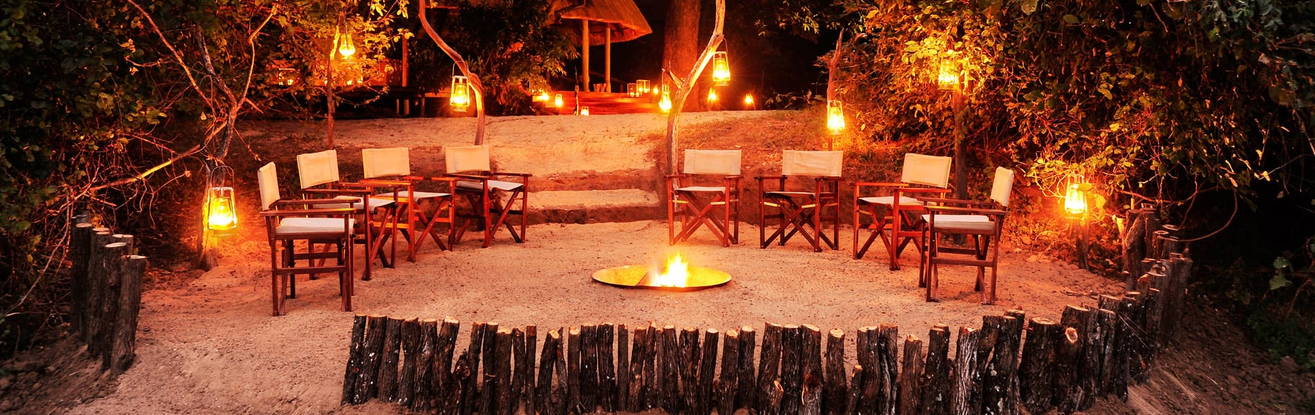 South Luangwa accommodatie