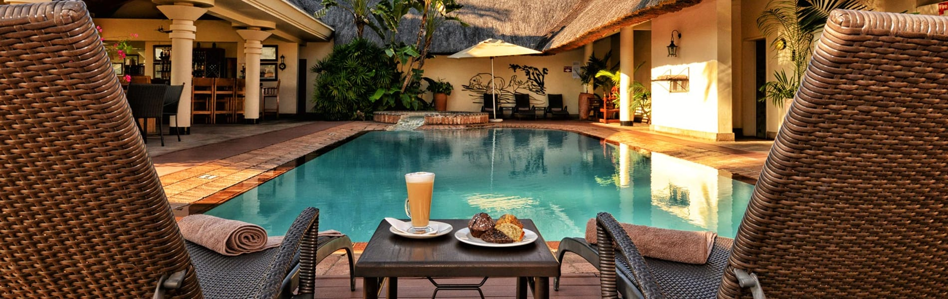 Victoria Falls accommodatie
