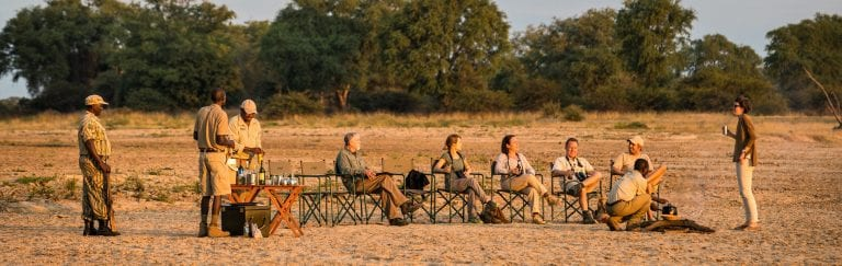 Lodge safari zambia