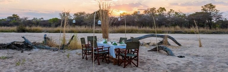 Nkonzi Bush Camp
