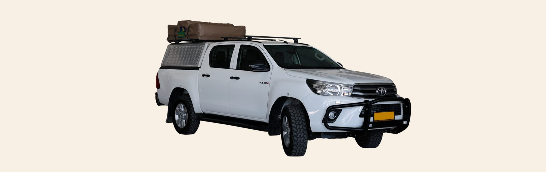 Toyota Double Cab Automaat Camping