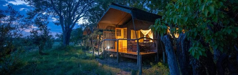 Lodge self drive routes Botswana
