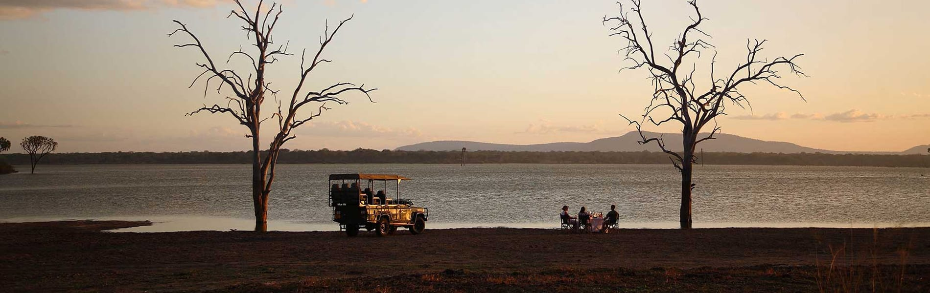 Siwandu Camp sundowner