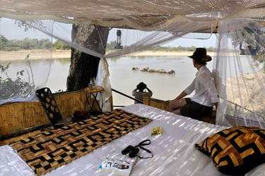Zambia luxe lodge safari