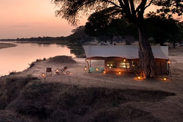 lodge safari zimbabwe